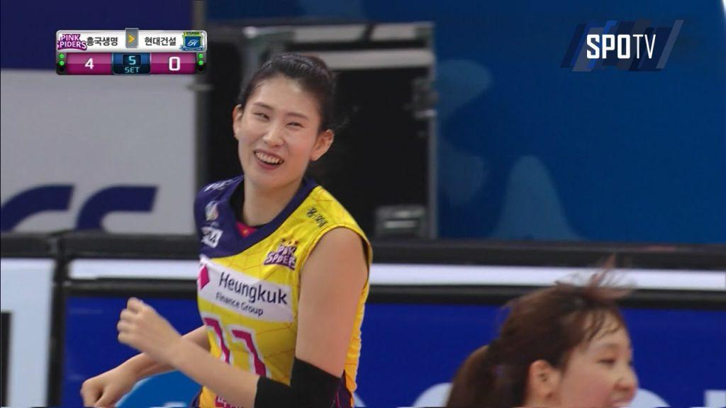 キム・スジのインスタ画像まとめ。韓国の美人バレーボール選手