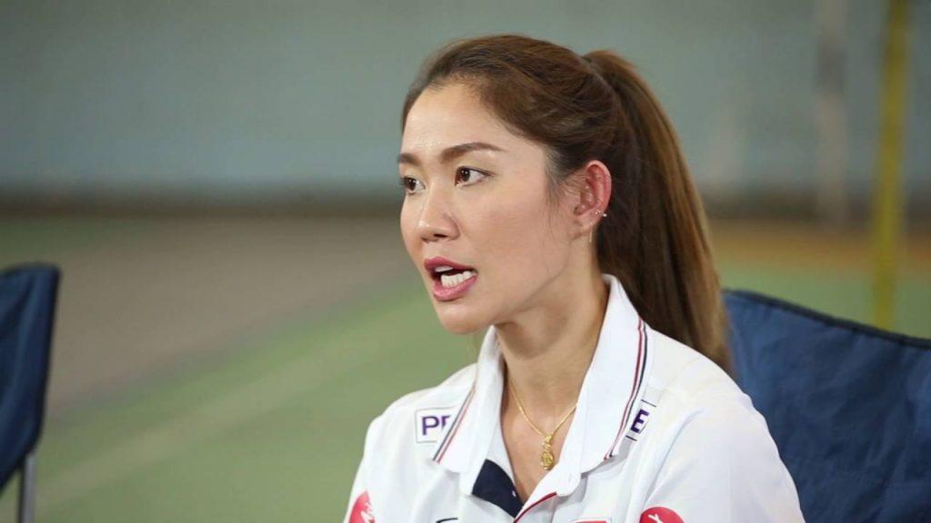 ヌットサラ・トムコム(バレー)のインスタ画像まとめ。タイの美人セッター