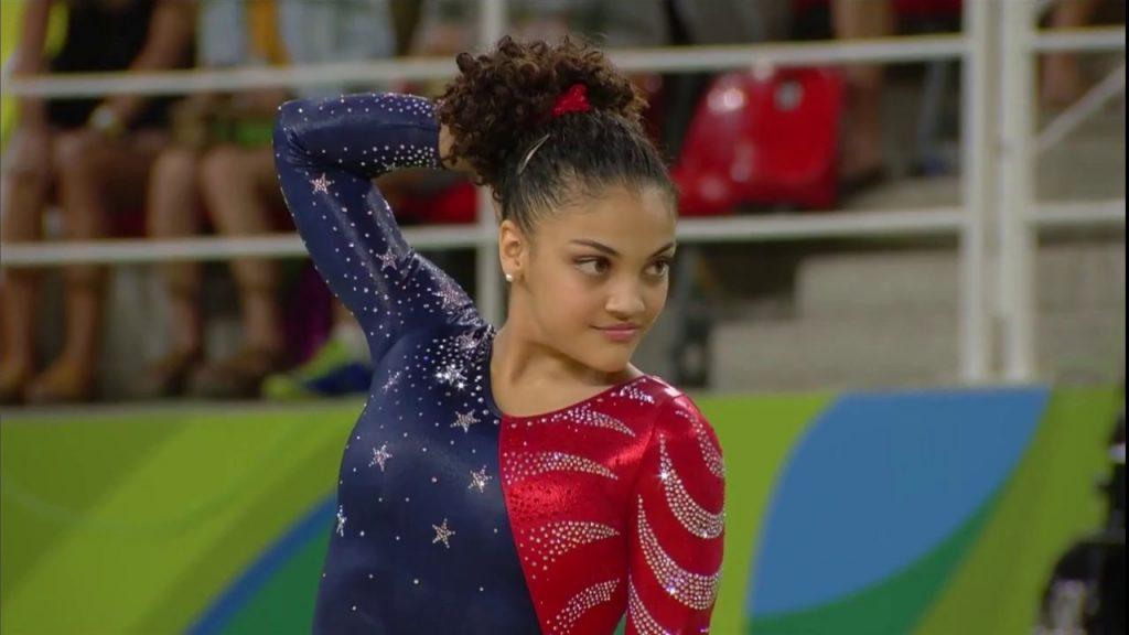 ローリー・ヘルナンデスの画像がかわいい。体操五輪金メダリスト