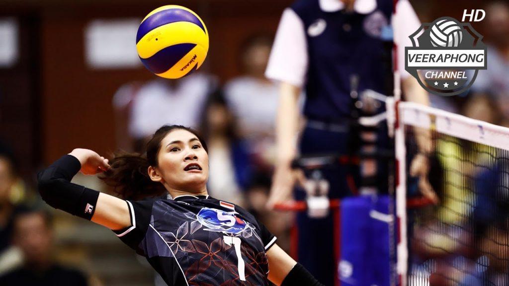 ハッタヤ・バムルンスックの画像まとめ。タイの美人バレーボール選手