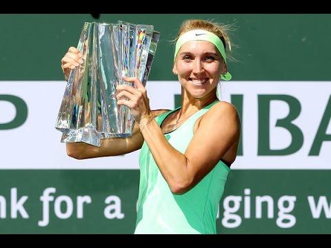 エレーナ・ベスニナの画像。五輪金メダリストの美人テニスプレーヤー