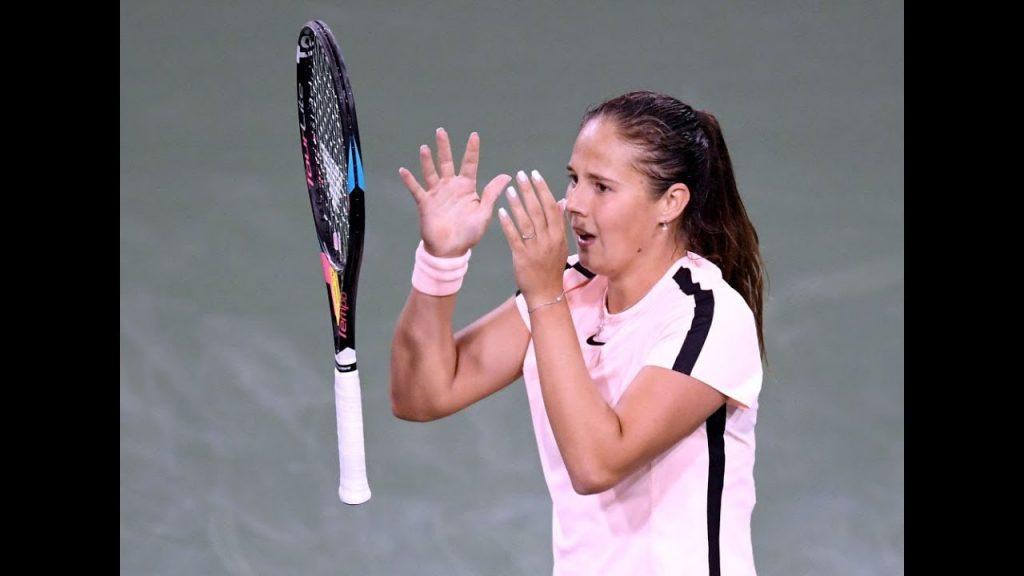 ダリア・カサトキナのインスタ画像まとめ。ロシアの美人テニス選手