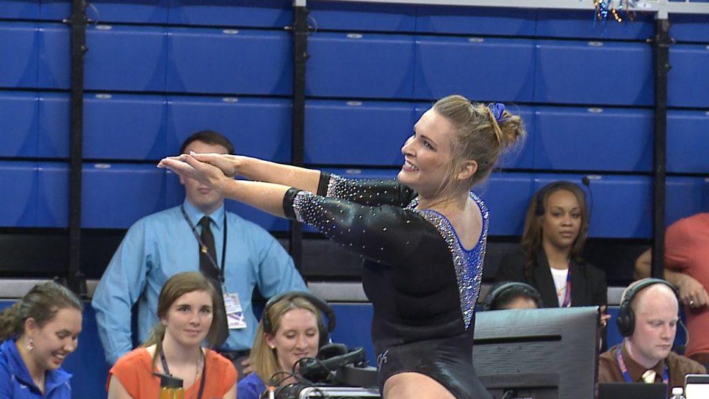 ブリジット・スローンのインスタ画像まとめ。アメリカの美人体操選手