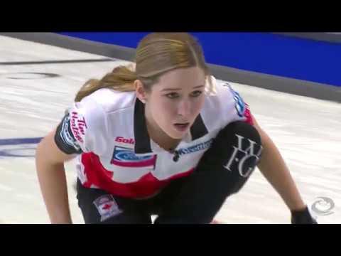 ケイトリン・ローズの画像がかわいい。カナダの美人カーリング選手
