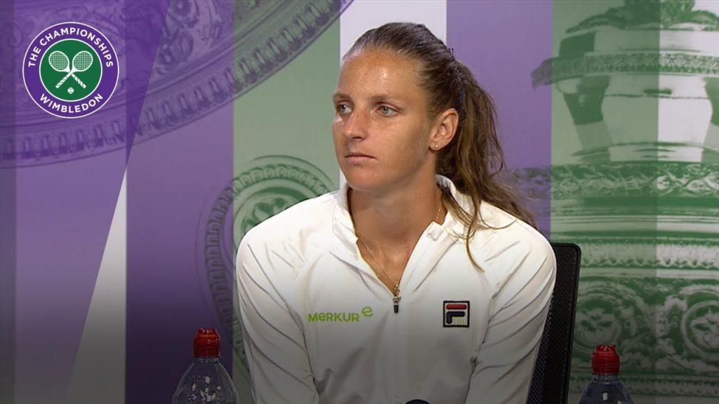 カロリナ・プリスコバ(テニス)の画像。双子のお姉さんも美人