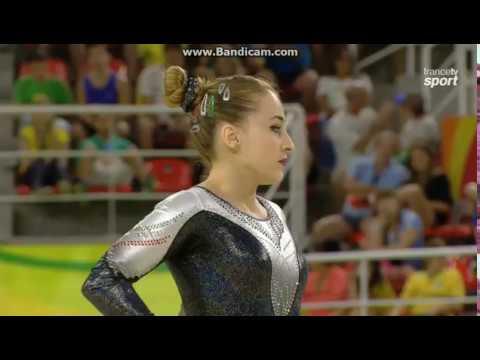 カルロッタ・フェリートの画像まとめ。イタリアの美人体操選手
