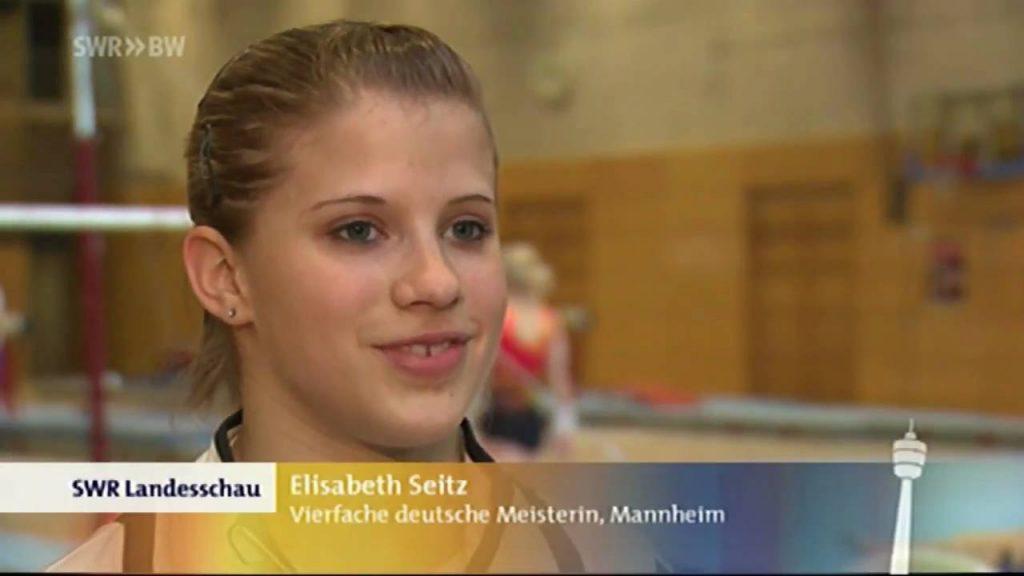 エリザベト・ザイツのインスタ画像まとめ。ドイツの体操選手