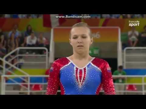 ダリア・スピリドーノワの画像がかわいい。ロシアの美人体操選手