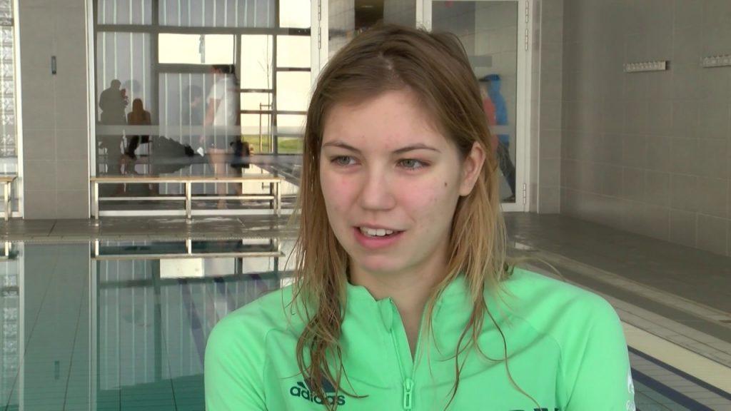 ダルマ・シェベシュチェーンの画像がかわいい。ハンガリーの競泳選手