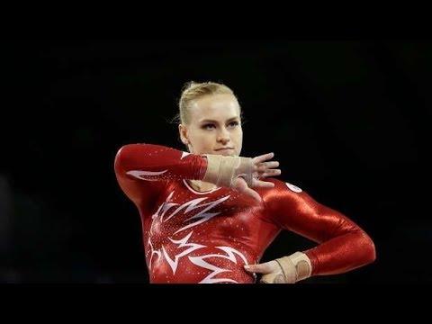 エリザベス・ブラックの画像まとめ。体操カナダの美女アスリート