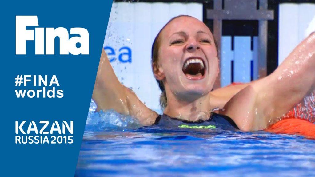 サラ・ショーストレムの画像。スウェーデンの美人競泳選手