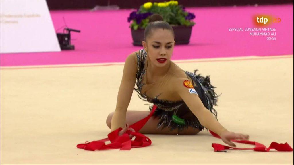 マルガリータ・マムンの画像がかわいい。ロシアの新体操モデル級美女