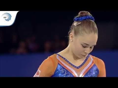 エイトォーラ・トールズドッティルの画像。オランダのかわいい体操選手