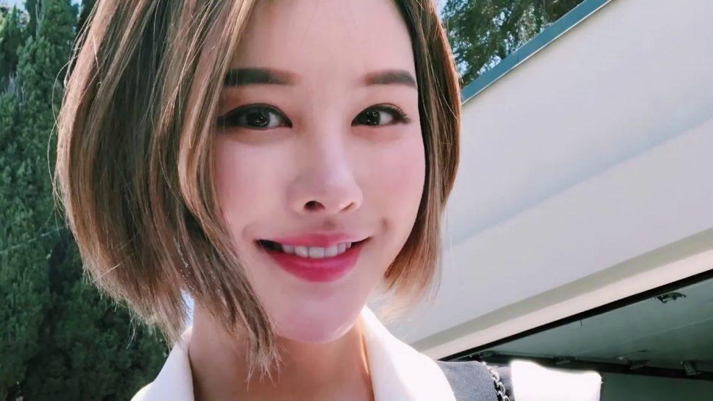 パク・ウンジのインスタ画像まとめ。韓国の美人お天気キャスター
