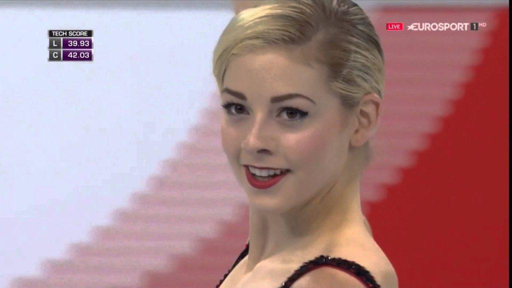 グレイシー・ゴールドの画像まとめ。アメリカのフィギュアスケーター