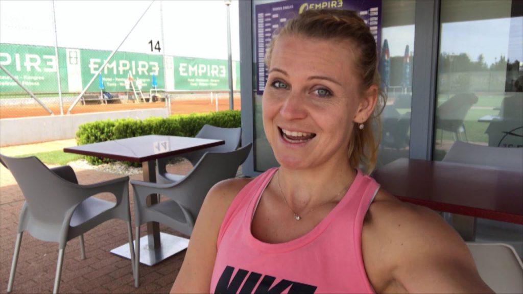 ルーシー・サファロバのインスタ画像まとめ。チェコの美人テニス選手
