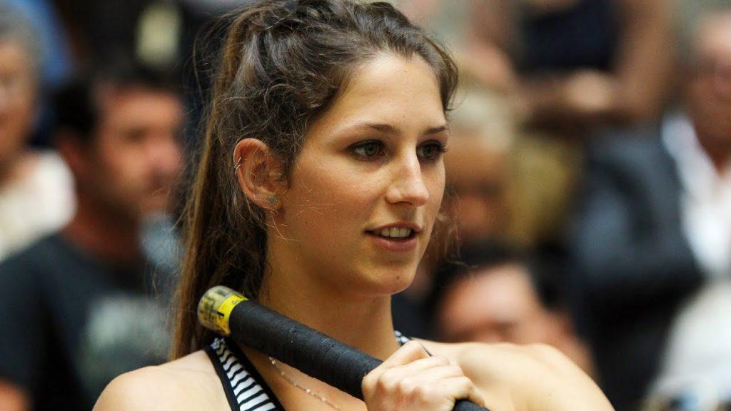 エリザ・マッカートニーの画像がかわいい。棒高跳の美人選手