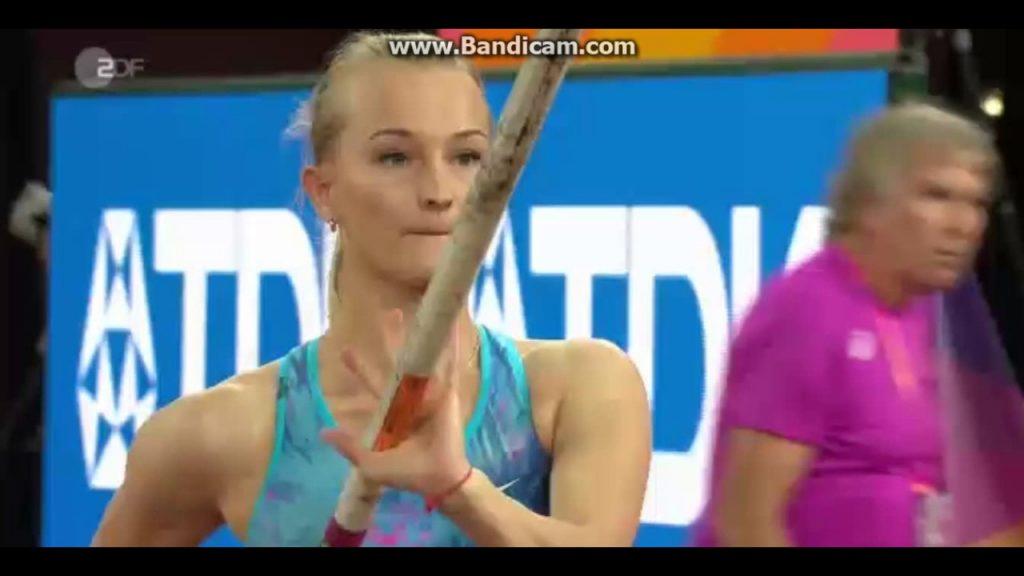 オルガ・ムリナ(棒高跳)のインスタ画像まとめ。ロシアの陸上選手