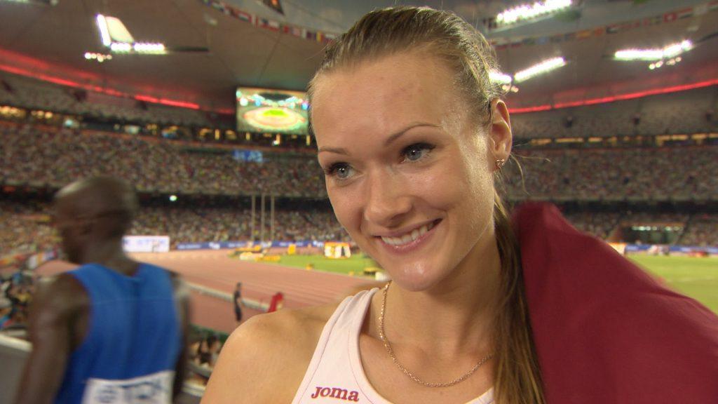 ラウラ・イカウニセ=アドミディナのインスタ画像まとめ。ラトビアの七種競技選手