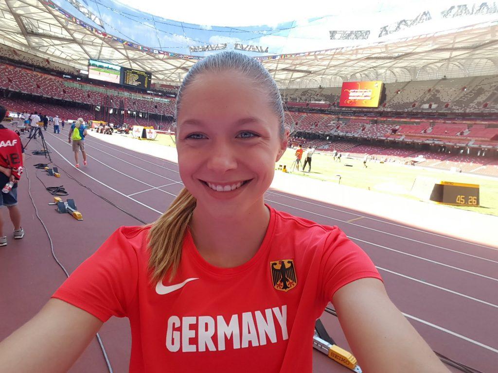ジーナ・ルケンケムペルの画像がかわいい。ドイツ陸上100mの美女アスリート