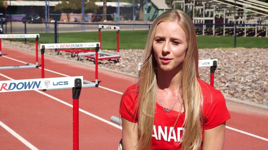 セージ・ワトソンの画像がかわいい。カナダの美人陸上選手