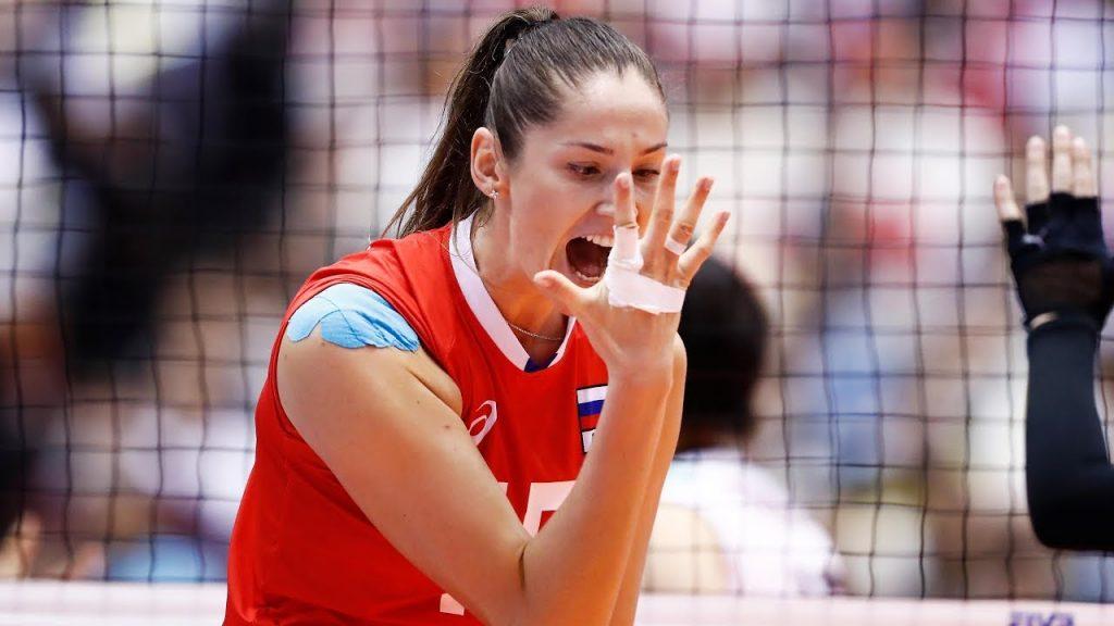 タチアナ・コシェレワの画像まとめ。彼氏?も。ロシアの美人バレー選手