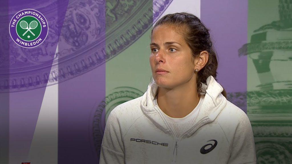 ユリア・ゲルゲスのインスタ画像がかわいい。ドイツの美人テニス選手