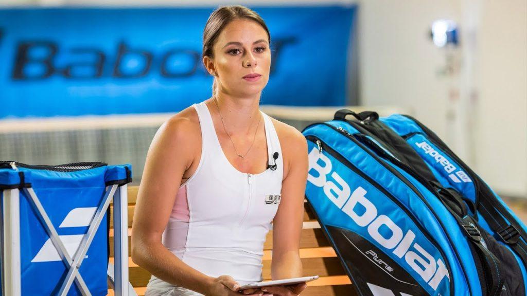 マグダ・リネッテのインスタ画像まとめ。ポーランドの美人テニス選手