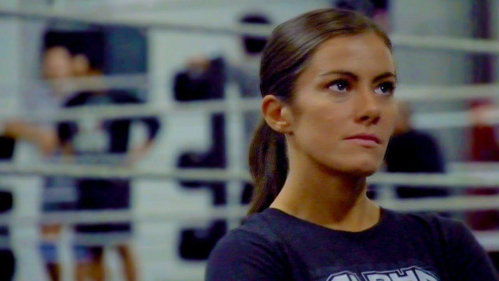 カシー・カタンツァーロの画像がかわいい。WWEに所属しプロレスラーの顔も