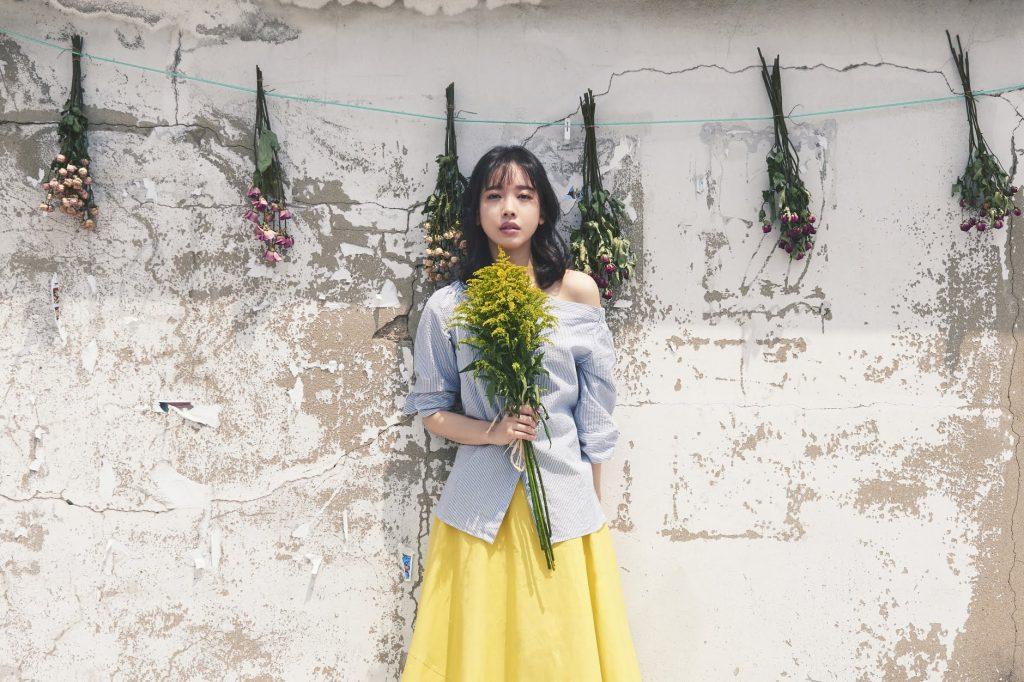ペ・グリンのインスタ画像まとめ。韓国の美人女優