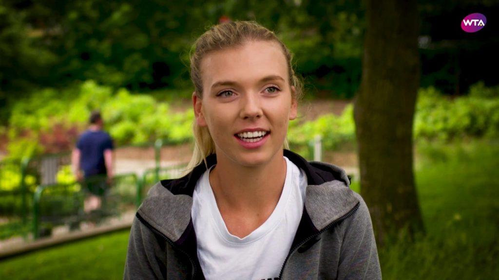 ケイティ・ボルターのインスタ画像がかわいい。イギリスの美人テニス選手