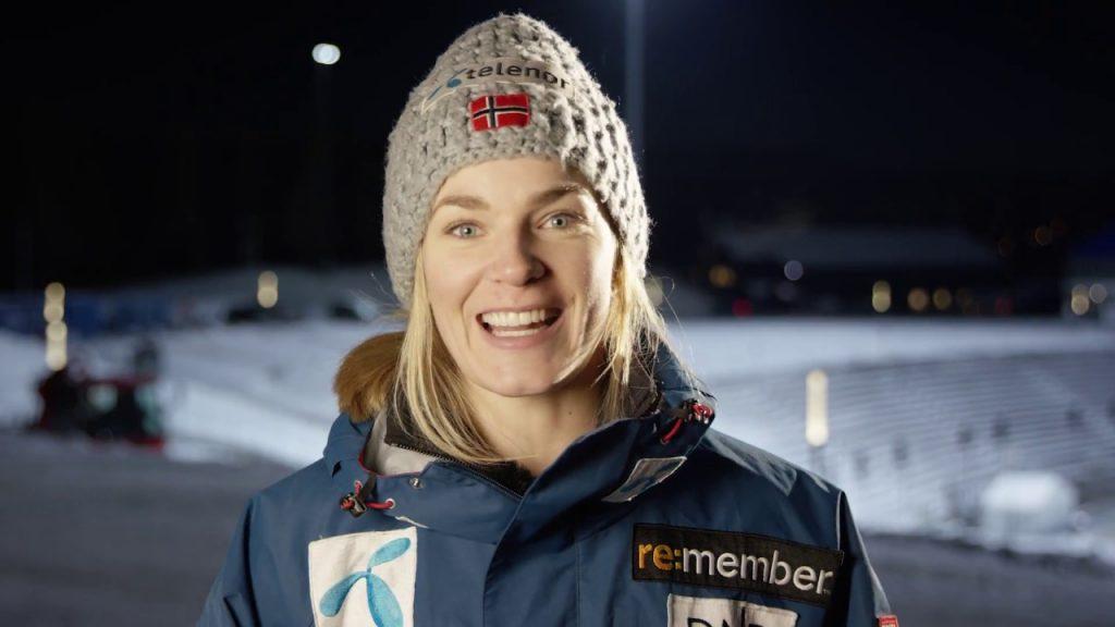 ニナ・レセトのインスタ画像まとめ。ノルウェーの美人スキー選手
