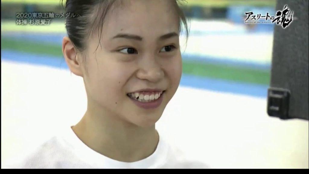 杉原愛子のインスタ画像がかわいい。世界の美人体操選手との写真
