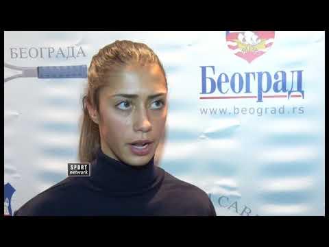 オルガ・ダニロビッチの画像がかわいい。セルビアの美人テニス選手