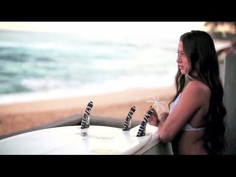 マリア・マニュエルのインスタ画像がかわいい。ハワイのサーファー