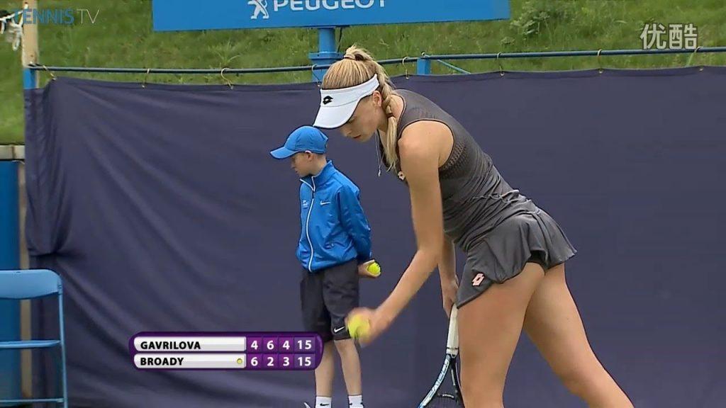 ナオミ・ブローディの画像がかわいい。モデル級の美人テニス選手