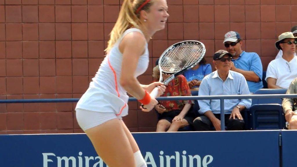 ユリア・グルシュコの画像がかわいい。イスラエルの美人テニス選手