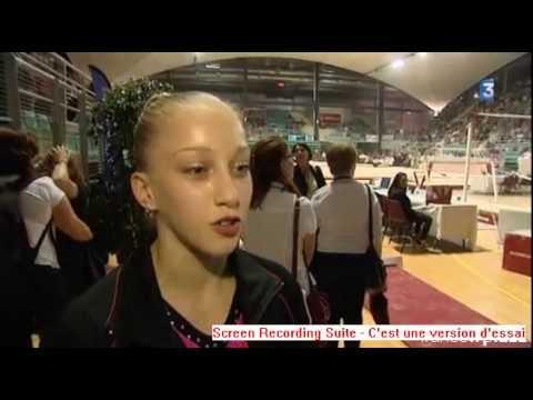 ジュリエット・ボシュのインスタ画像まとめ。フランスの美人体操選手