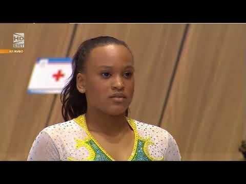 レベッカ・アンドラーデの画像まとめ。ブラジルの美人体操選手
