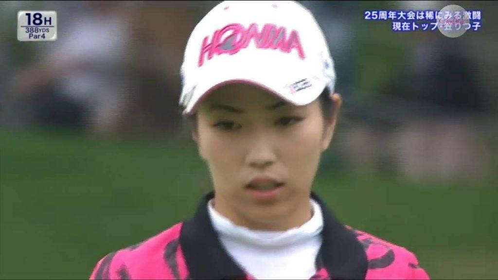 笠りつ子のインスタ画像まとめ。熊本出身の美女ゴルファー