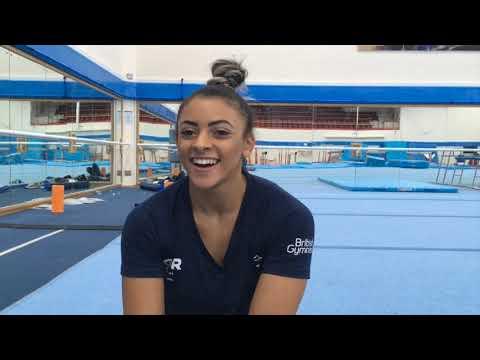 エリッサ・ダウニーのインスタ画像まとめ。イギリスの美人体操選手