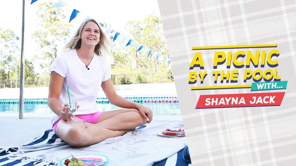 シェイナ・ジャックの画像がかわいい。オーストラリアの美人競泳選手