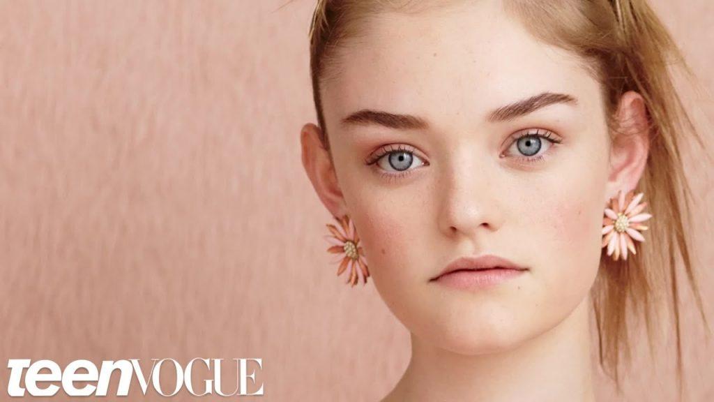 ウィロー・ハンドの画像がかわいい。ヴィクシーの美人モデル