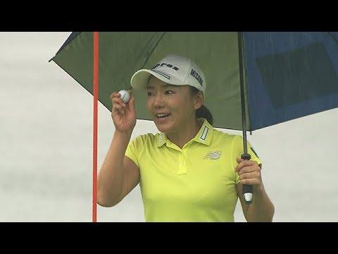 有村智恵のインスタ画像まとめ。イ・ボミに似ている美人ゴルファー