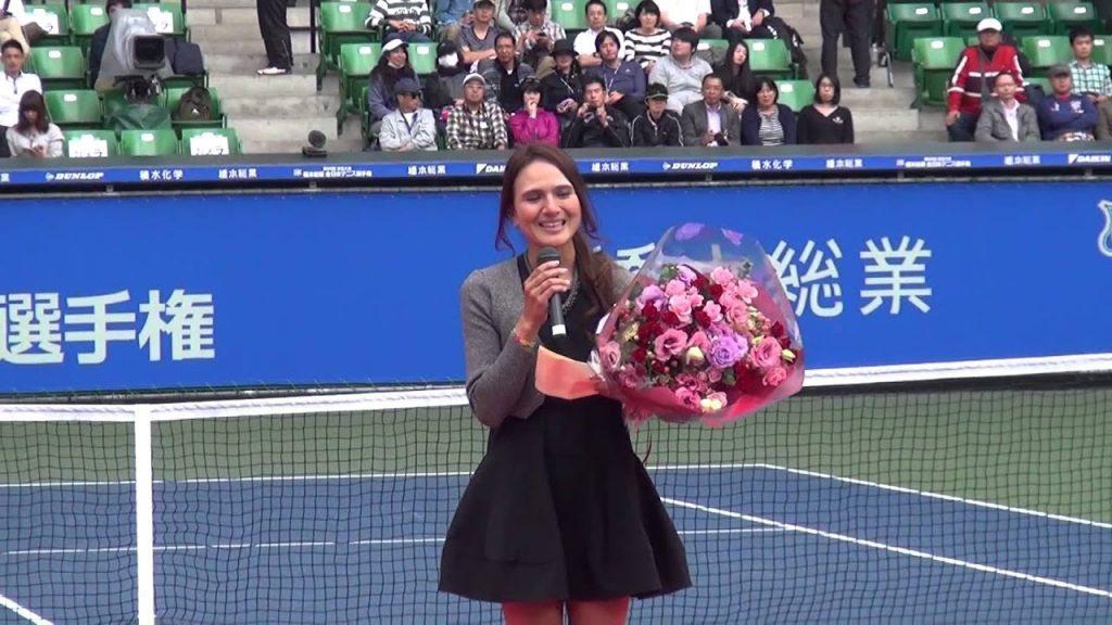 瀬間友里加のインスタ画像まとめ。フランスハーフの美人テニス選手