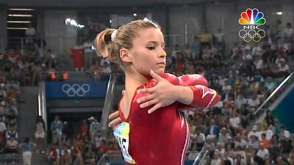 アリシア・サクラモーン(体操)の画像まとめ。旦那が男前で娘がかわいい!