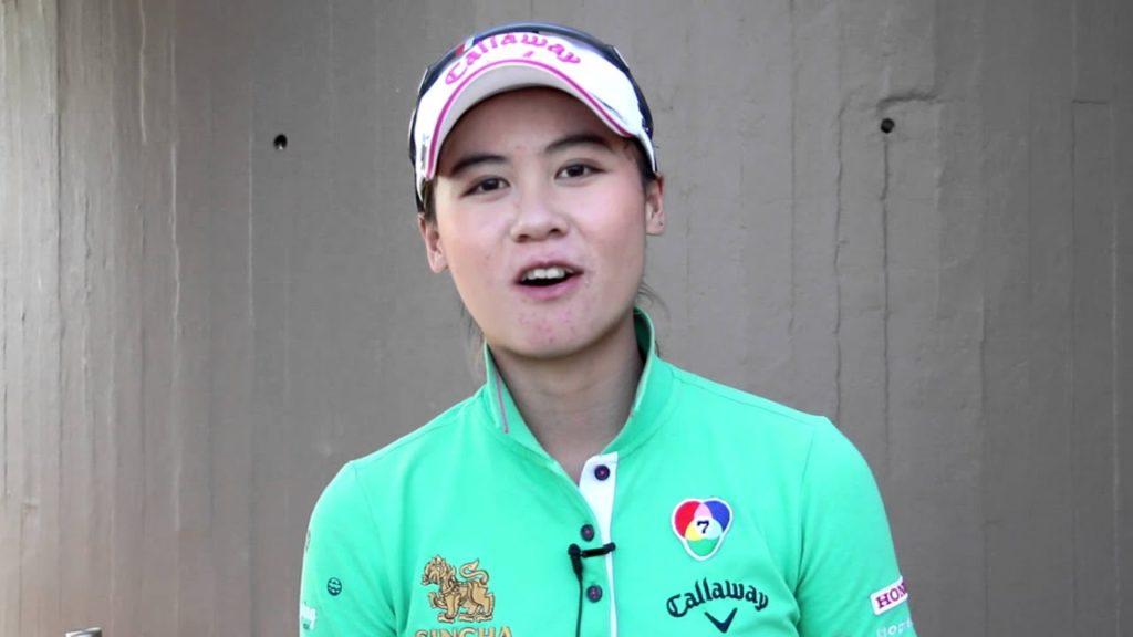 ヌック・スカパンのインスタ画像がかわいい。タイの美人ゴルファー